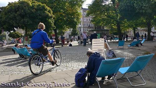 1. Kunstpreis Hansaplatz in Hamburg St. Georg
