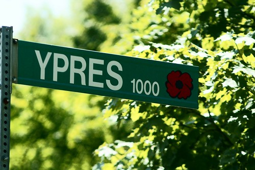 WWI & II Windsor Streets - Ypres