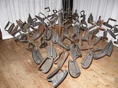 Hanging irons