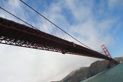 A cruise around the Golden Gate 9 (Val in Sydney) Tags: ca bridge usa landscape golden us gate san francisco sfo icon califonia