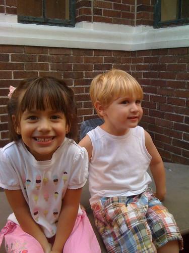 pre-school sweethearts