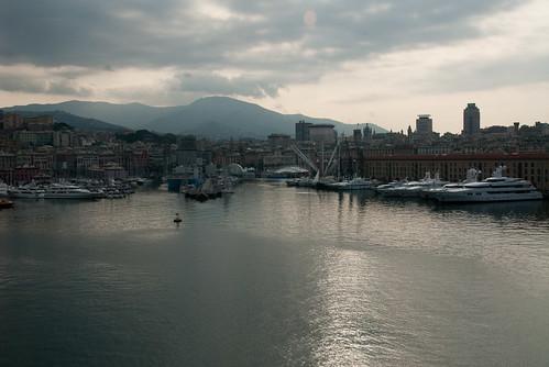 Genua - Hafen