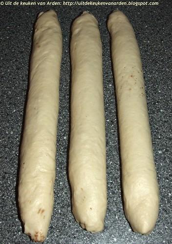 Kaneel-pecannotenvlecht