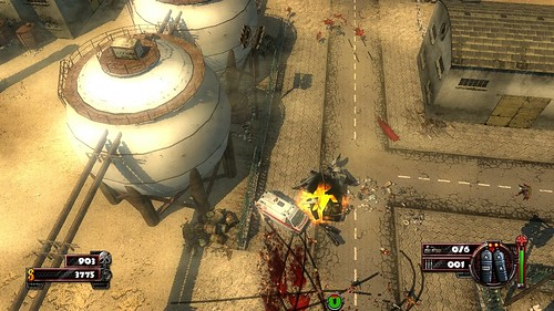 Zombie Driver screenshot