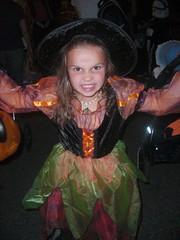 Scary Witch Sam