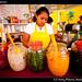 Raspados in Cancun