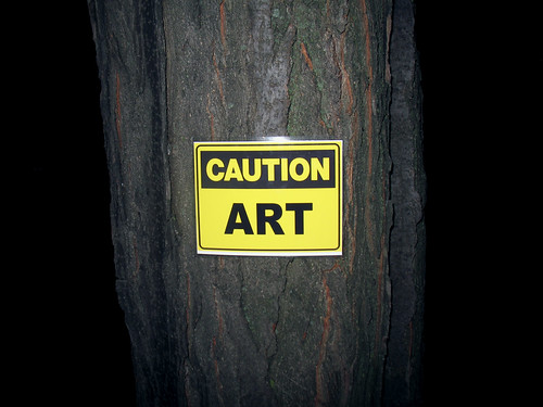 Caution Art