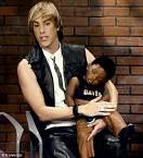 Bruno w/baby