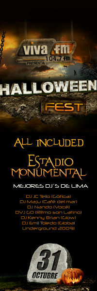 Halloween Fest - Monumental