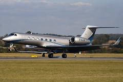 D-AJJK - 5191 - Windrose Air - Gulfstream G550 - Luton - 091008 - Steven Gray - IMG_0053