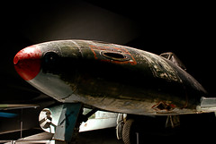 ME 262 Schwalbe (Smiley Man with a Hat) Tags: plane spring nikon fighter wwii australia exhibit ww2 canberra nik warmemorial 2009 act anzac 262 messerschmitt schwalbe fighterplane australianwarmemorial me262 nx2 niksoftware dx80 capturenx2 anzachall