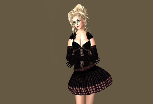 ::RC::<WICKED DRESS FOR ELPHABA> and *+CS-Emerald City Glasses+*