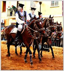 21__ (Simone Casula) Tags: sardegna horse festival la country festa cavalli cavallo spettacolo maschere oristano paese sartiglia mammutones equestre componidori pariglie pariglia