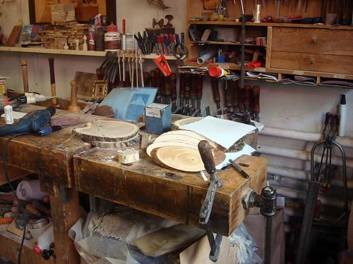 Schreinerei Werkstatt Lorenzetti