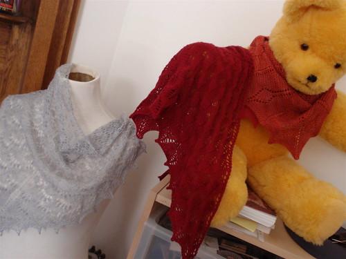 Fee's shawls