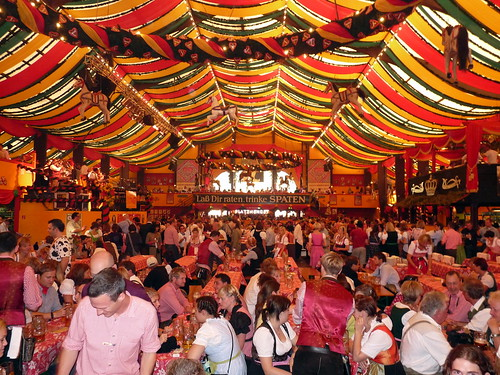 Munich for Oktoberfest: September 2009