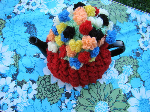 A vintage tea cosy by sukigirl74.