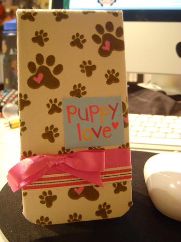 Puppy Love Mini Album