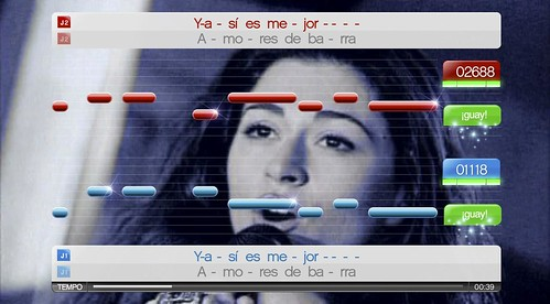 Ella Baila Sola - Amores De Barra