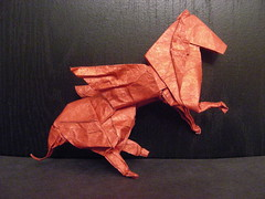 Pegasus (Design by J. Anibal Voyer)