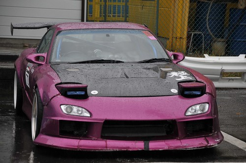 Widebody is still in full effect in Japan, as this FD3S proves.