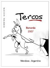 2007 Tercos Bonarda