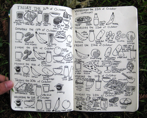 Food Journal 9
