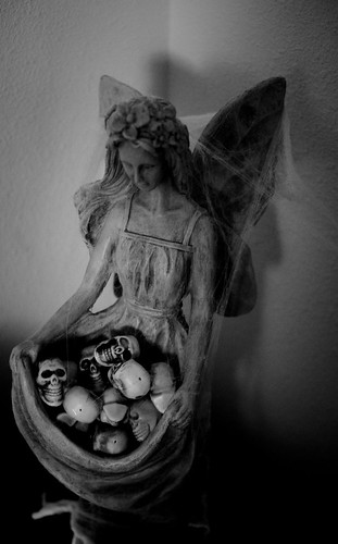 what she grieves