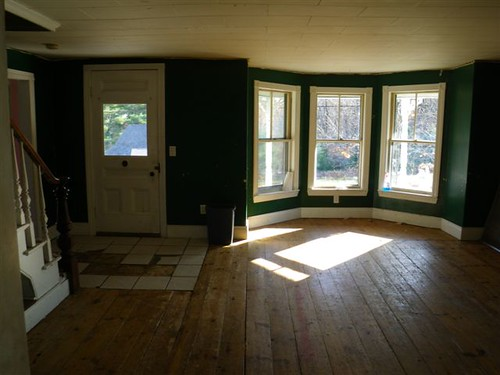 our new house in Limington!