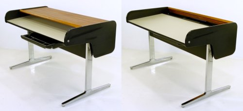 Action Office Rolltop Desk by George Nelson for Herman Miller