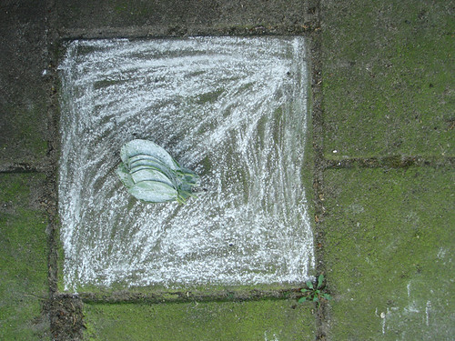 Chalk Pavement Art