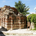 Nessebar: St Archangels Michael and Gabriel - end of the 13th century