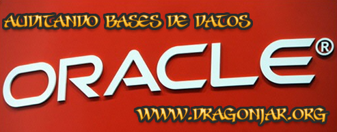 Auditar Base de Datos Oracle