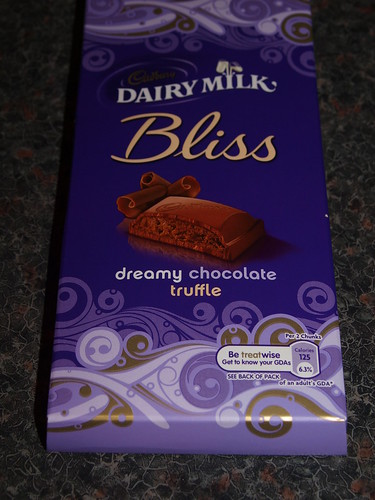 Dairy Milk Bliss Bars