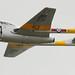De-Havilland Vampire At Southend Air Show May 2011