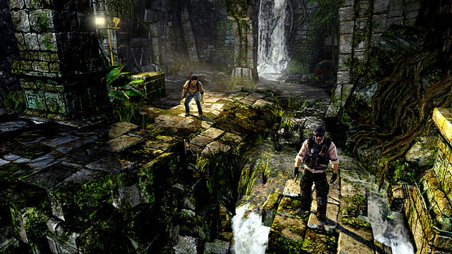 Uncharted: Golden Abyss - Looking good