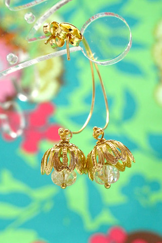 Oil Lamp II - Ear Rings by Bunny_Nikisha