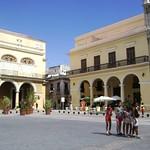 La Habana: Plaza Vieja