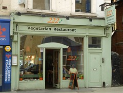 Picture of 222 Veggie Vegan Restaurant, W14 9NU