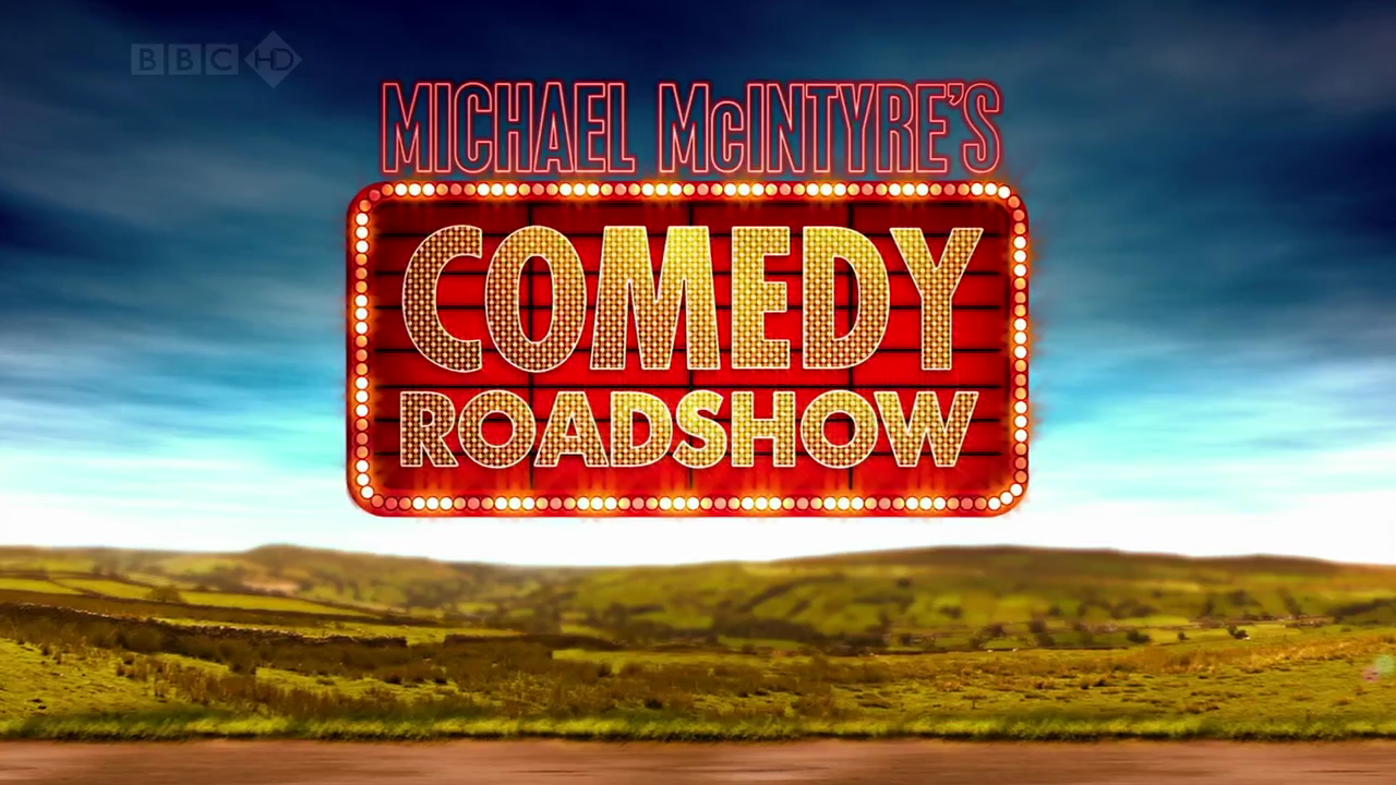 Michael McIntyre's Comedy Roadshow   S01E04 (27th June 2009) [HDTV 720p (x264)] preview 0