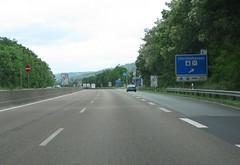 IMG_4065 (European Roads) Tags: road germany highway autobahn freeway fulda a7 wrzburg schweinfurt kirchheim hattenbach