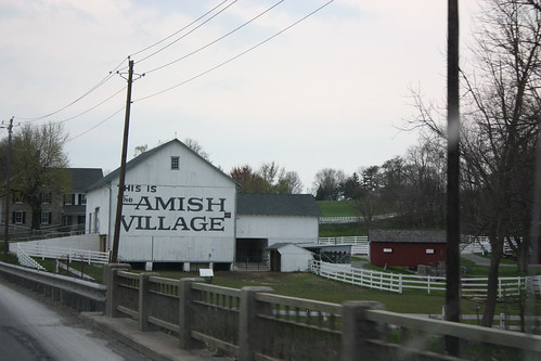 The Amish Village in Ronks