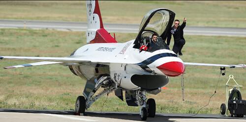 F-16 Thunderbird