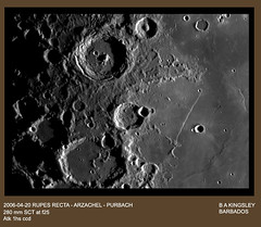 2006-04-20 RUPES RECTA AREA - B KINGSLEY (BAKINGSLEY) Tags: moon crater lunar recta straightwall rupes anawesomeshot theunforgettablepictures