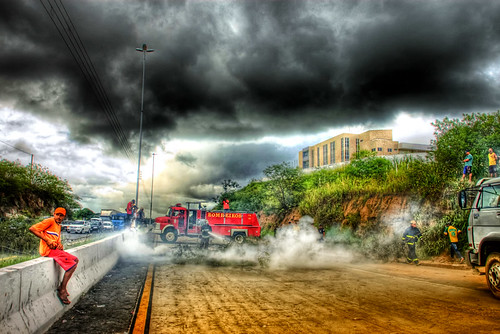 Firefighters / BR-232 / HDR