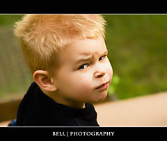Kane (Shane Bell) Tags: family boy portrait face outside kid child expression grumpy