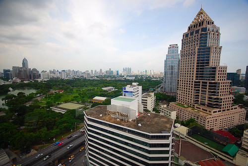 Dusit Thani Bangkok - D'SENS (22nd Floor)