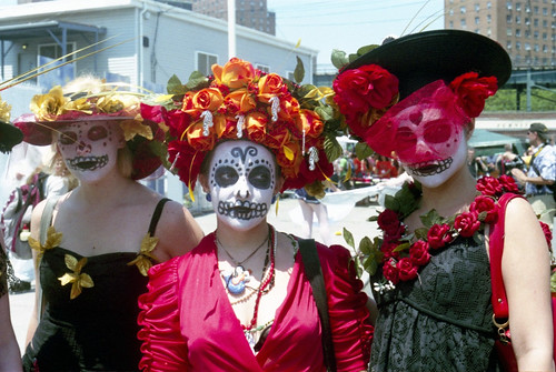 Mermaid Parade, Brooklyn, 2008