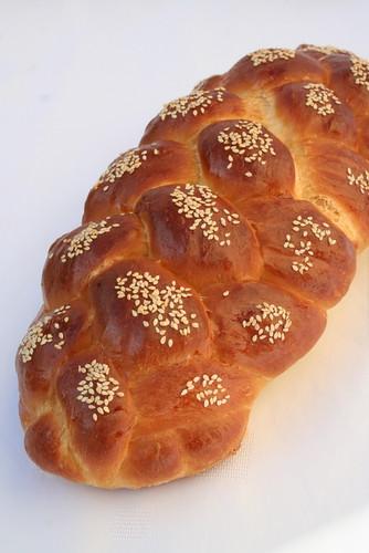 Challah (Halla): Pain Juif à Symboles & Gourmandise - BBA#6 -