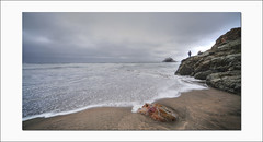 Fishermans Point (FotosDeLisa) Tags: ocean sanfrancisco beach coast landscapes nikon wideangle hdr sigma1224 d700